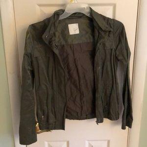 Joie lightweight crop jacket